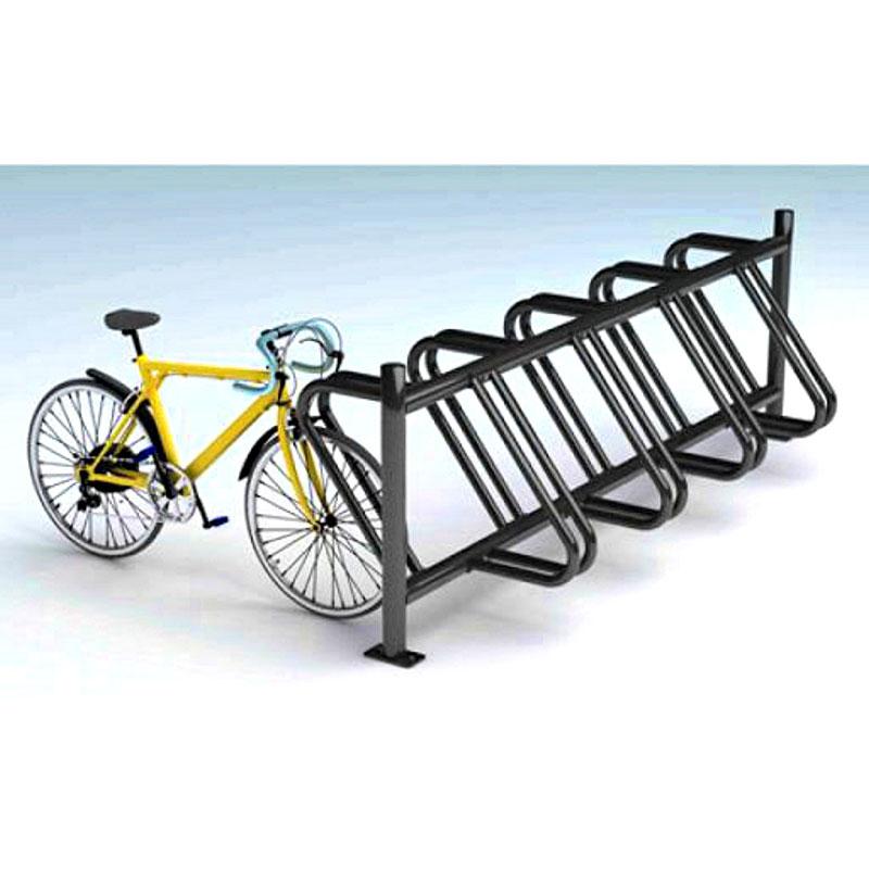 Вело-парковка ТРЕША™ двостороння на 9 місць