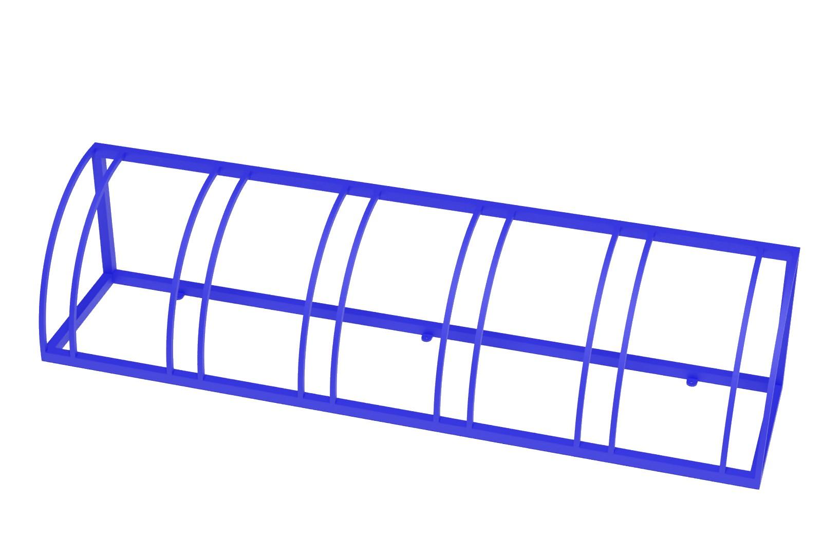 Вело-парковка ТРЕША™ на 6 парко місць