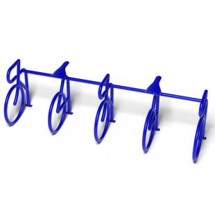 Вело-парковка ТРЕША™  на 8 мест