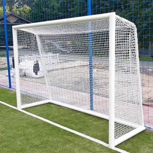 Ворота Мініфутбол-Гандбол ТРЕША™ (3х2м суцільнозварні)