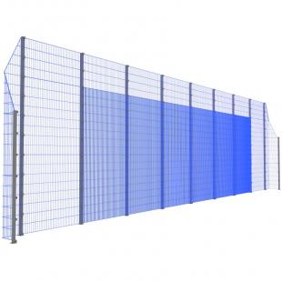 Модуль Спортивного Огородження ТРЄША™ з кутами 90° (L18хH5-3)