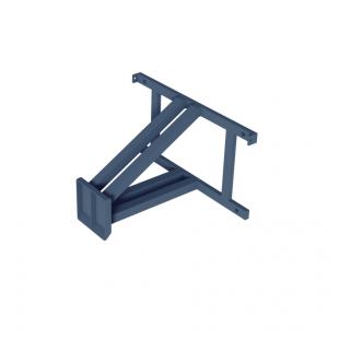 Щит для Стрітбола ТРЕША™ 1800х1050 мм. до стіни (виліт 0,5 м)