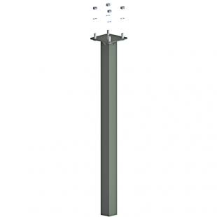 Заставна для стовпа ТРЕША™ 60х60 мм. Н-1000 мм