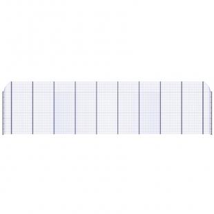 Модуль Спортивного Огородження ТРЄША™ з кутами 90° (20х5-4)