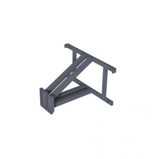 Щит для Стрітбола ТРЕША™ 1200х900 см. до стіни (виліт 0,5 м)