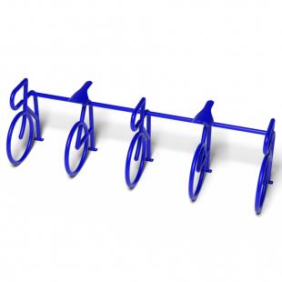 Вело-парковка ТРЕША™ на 8 місць
