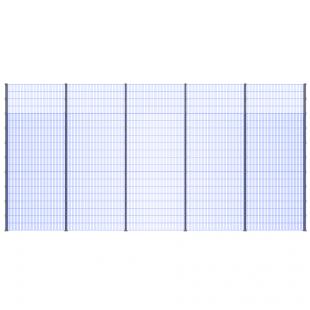 Модуль Спортивного Огородження ТРЄША™ (10х5) ударостійкий, антивандальний