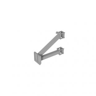 Щит для Стрітбола ТРЕША™ 1200х900 мм. на стовп (виліт 0,5 м)