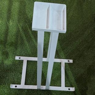 Щит для Стрітбола ТРЕША™ 1200х900 см. на стіну (виліт 0,5 м)