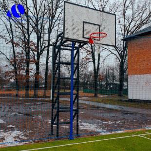 Стенд Баскетбол FIBA ТРЕША™ 1800х1050 мм. (винос 1,4 м)