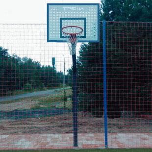 Стрітбол ТРЕША™ 1200х900 см. (Виліт 1 м) Прямокутний Стенд з регулюванням висот